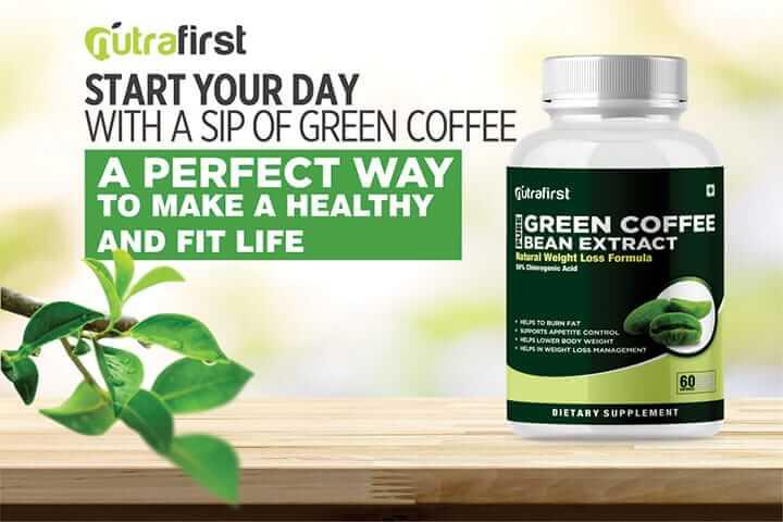 health benefits of green coffee bean capsules