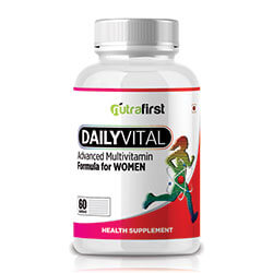Daily Vitamins | Best Multivitamins For Women-s Health