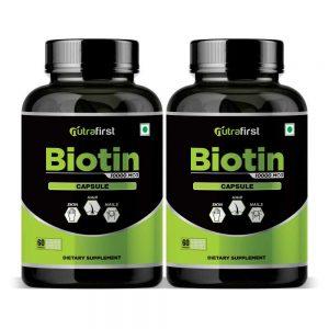best biotin capsules