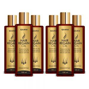 Hair regain oil