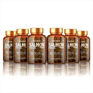 salmon fish oil capsules