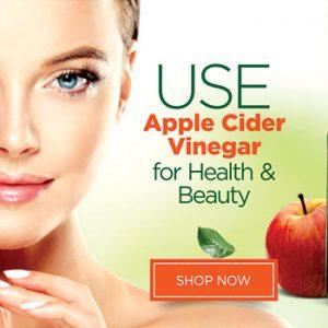 Amazing Reasons To Drink Apple Cider Vinegar Everyday