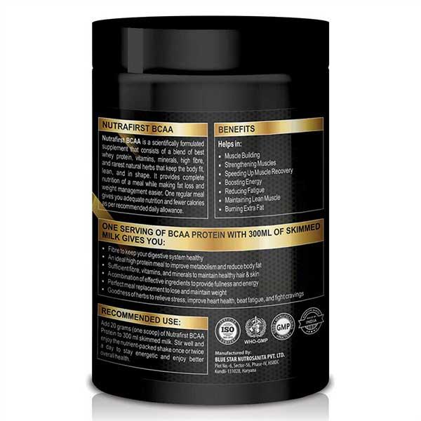 BCAA Protein Powder | Best Protein Powder- 500gm – 2 Bottles Pack