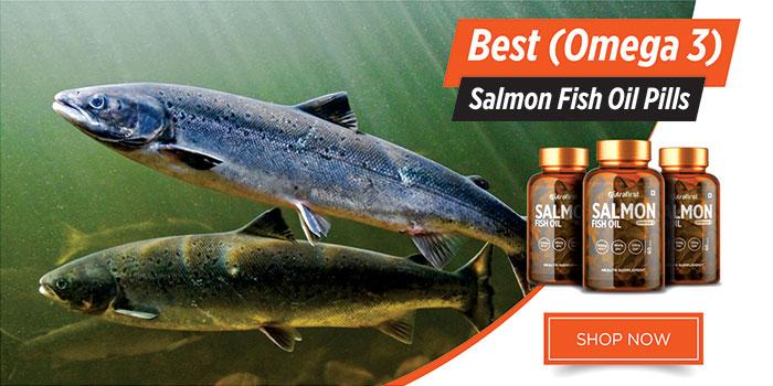 3 Impressive Health Benefits Of Salmon Fish Oil Capsules
