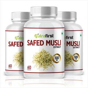 best safed musli capsules