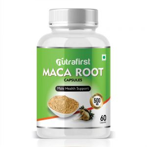 Boost Energy And Sex Drive With Maca Root Capsules