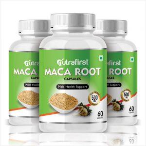 pure maca root