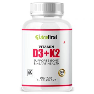 Best vitamin D3 and K2 supplements